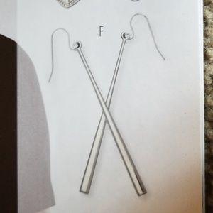 Premier Designs Jewelry - Premier Designs - Stiletto Earrings